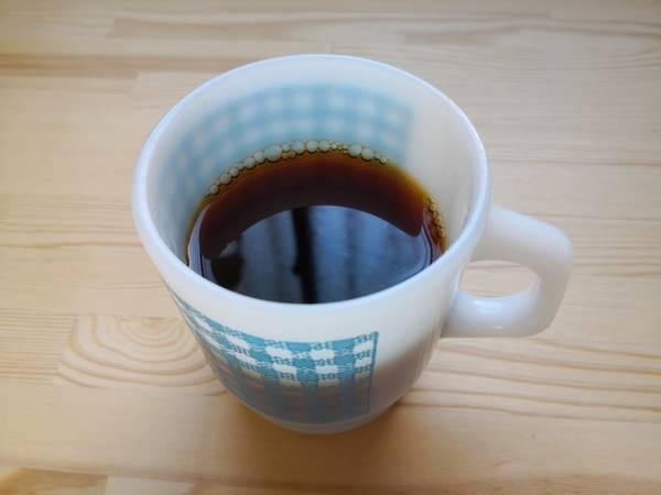 コーヒー淹れてみた
