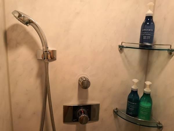 シャワールーム浴室