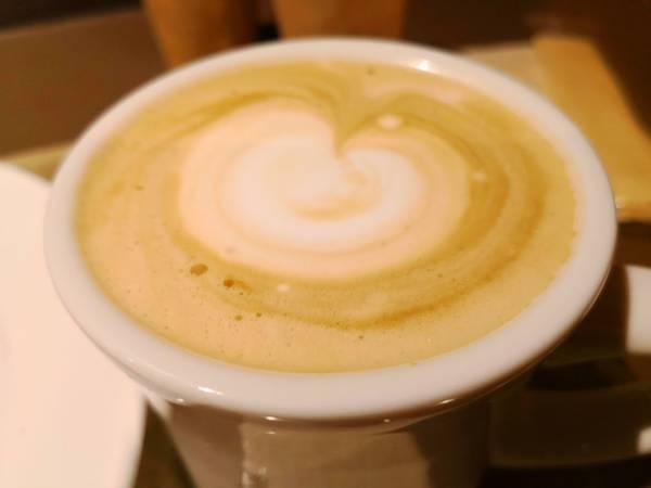 ダンケンコーヒーカフェラテ