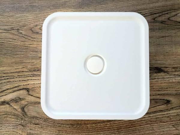無印良品ポリプロピレン保存容器になる弁当箱