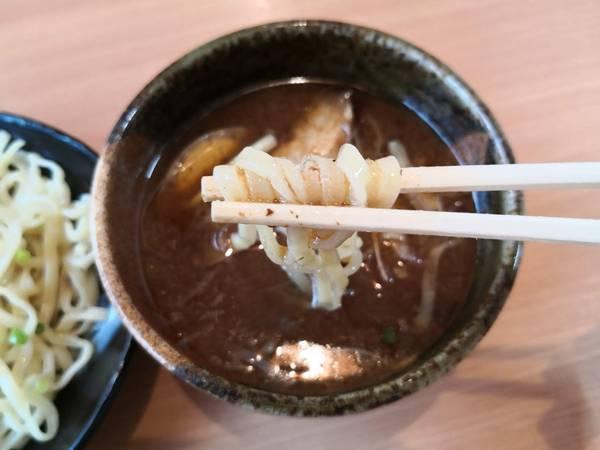 麺匠志輝の魚介つけ麺