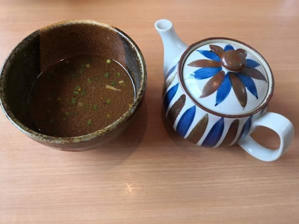 麺匠志輝割スープ