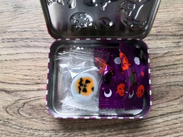 カルディハロウィンお菓子