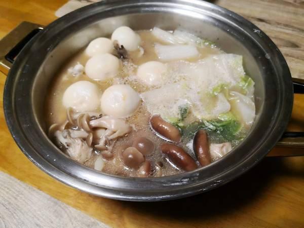 カルディポルチーニ鍋の素