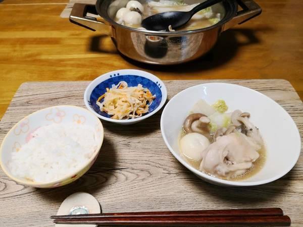 カルディポルチーニ鍋