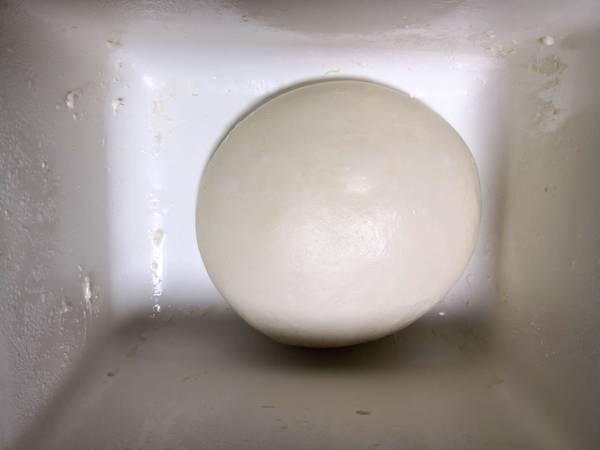 冷蔵庫で発酵