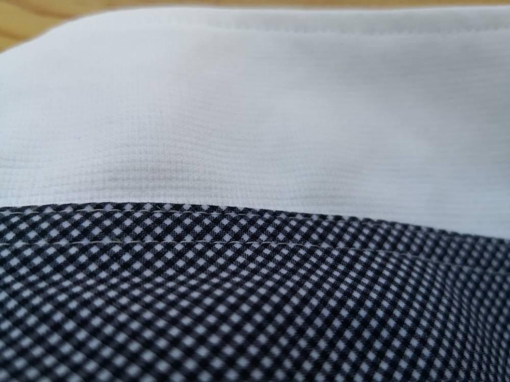 夫のシャツの襟汚れ