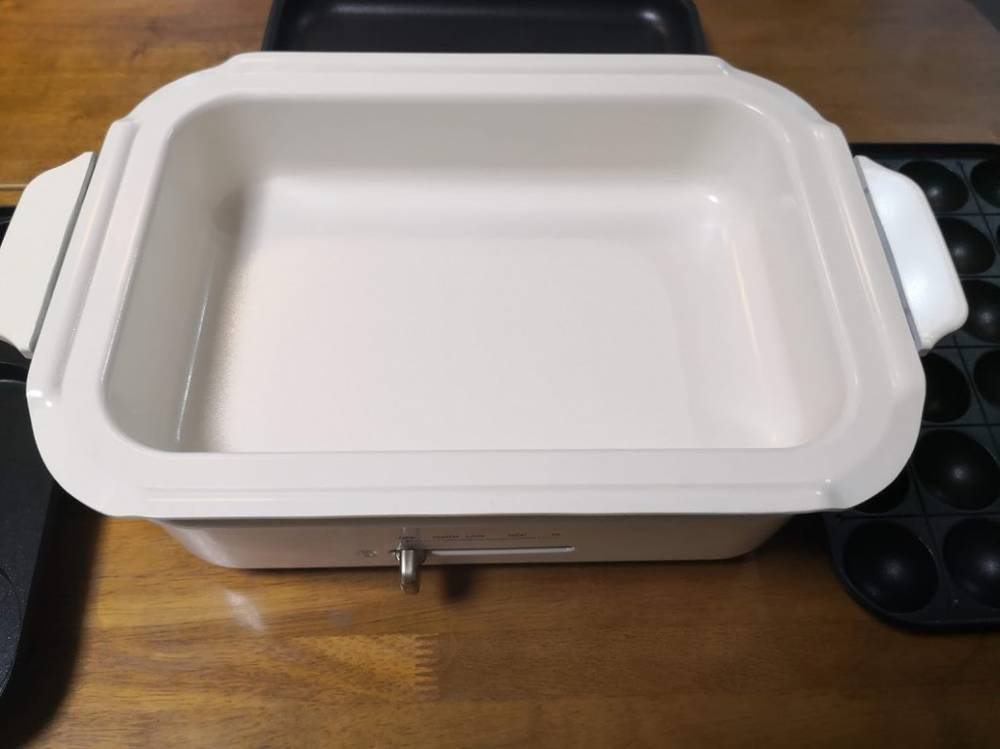 ブルーノコンパクトセラミック鍋