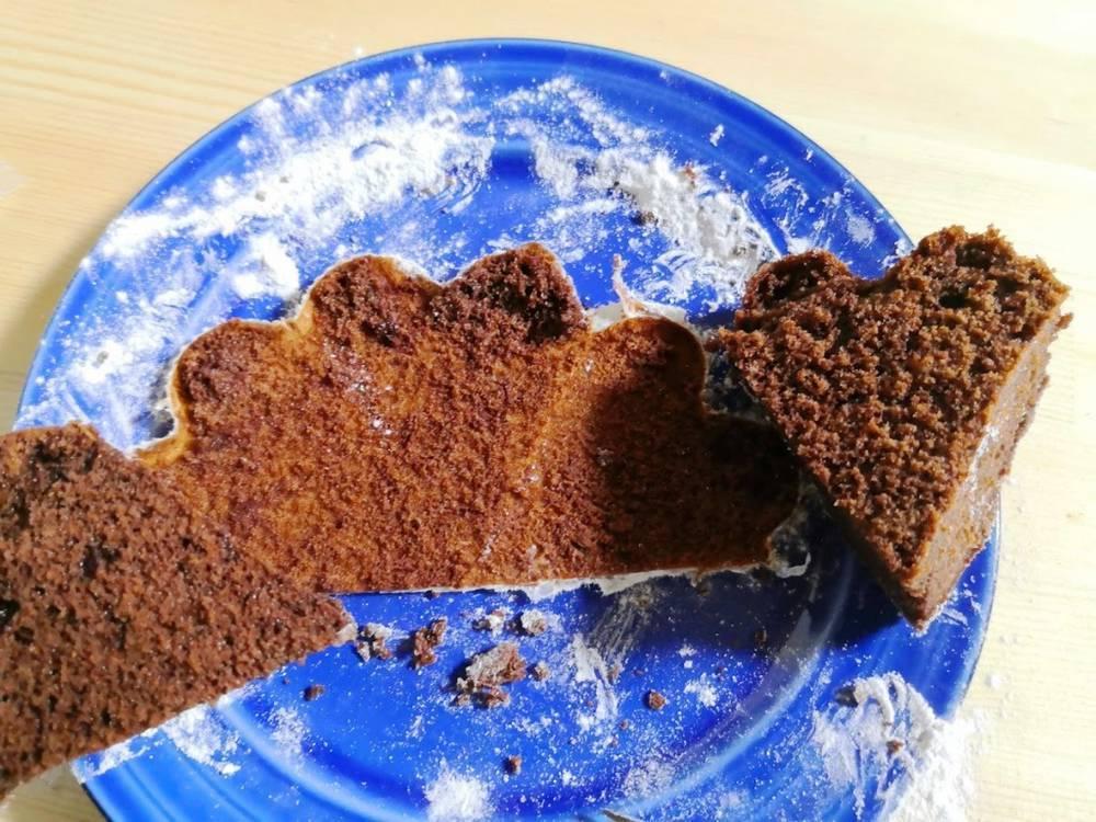 無印良品ガトーショコラ作り方