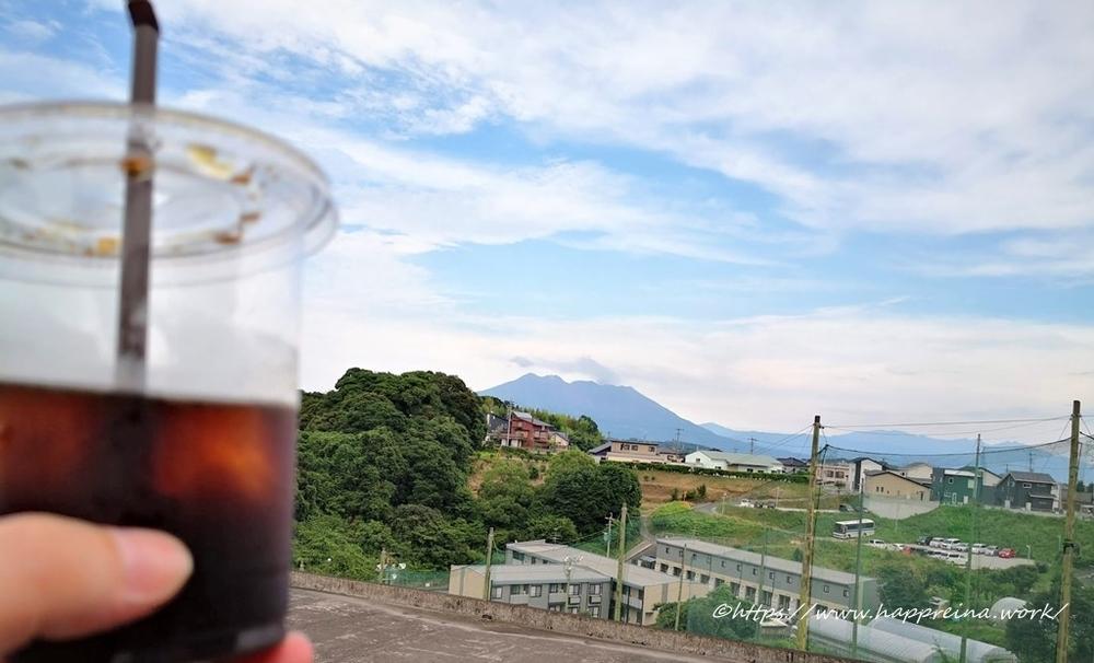 ブルーミングコーヒー