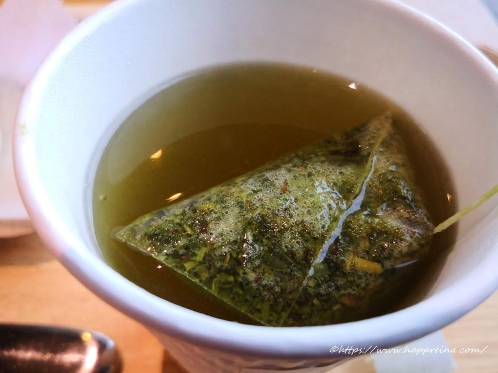 ファーマーズテーブルハナノキのローズマリー緑茶