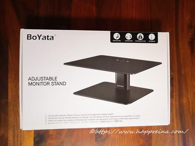 BoYataモニター台の写真です