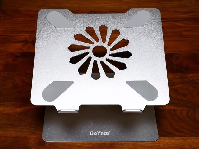 BoYataパソコンスタンドのレビュー