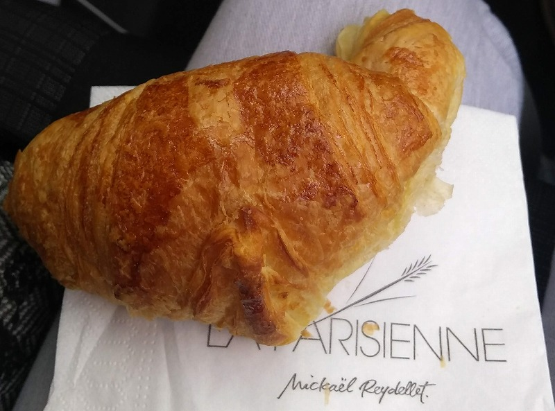 LA PARISIENNE(ラ・パリジェンヌ)のクロワッサン