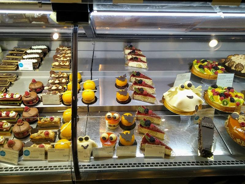 モントリオール:ハロウィンのケーキ