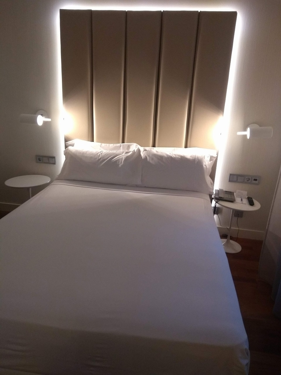 NH マドリッド ナシオナル ホテル