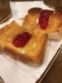 バッハのトースト