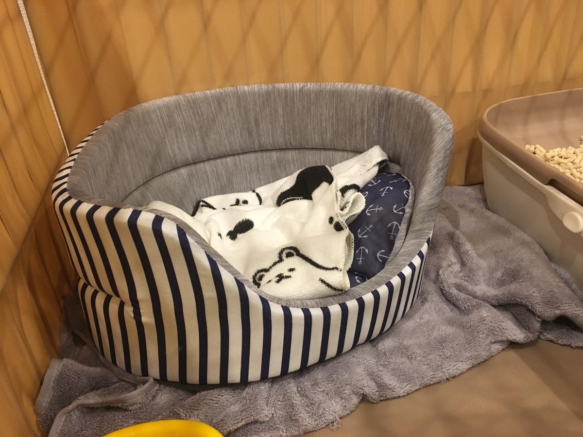猫用ベッドマット