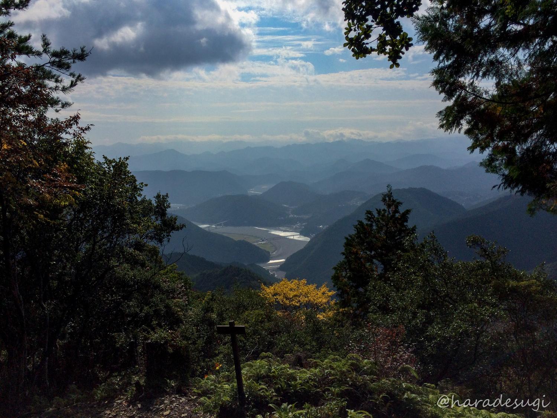 熊野古道の小辺路