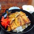 さんまの蒲焼き定食2