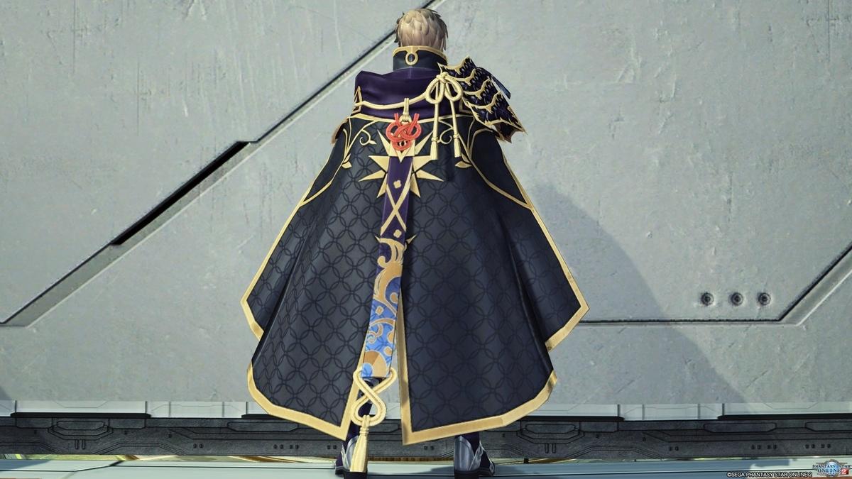 明月錦衣[Ou]と明月錦衣雅[Ba]の後ろ