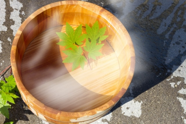 風呂桶の画像