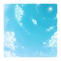 [オリジナル][イラスト]習作.空2013.7/3