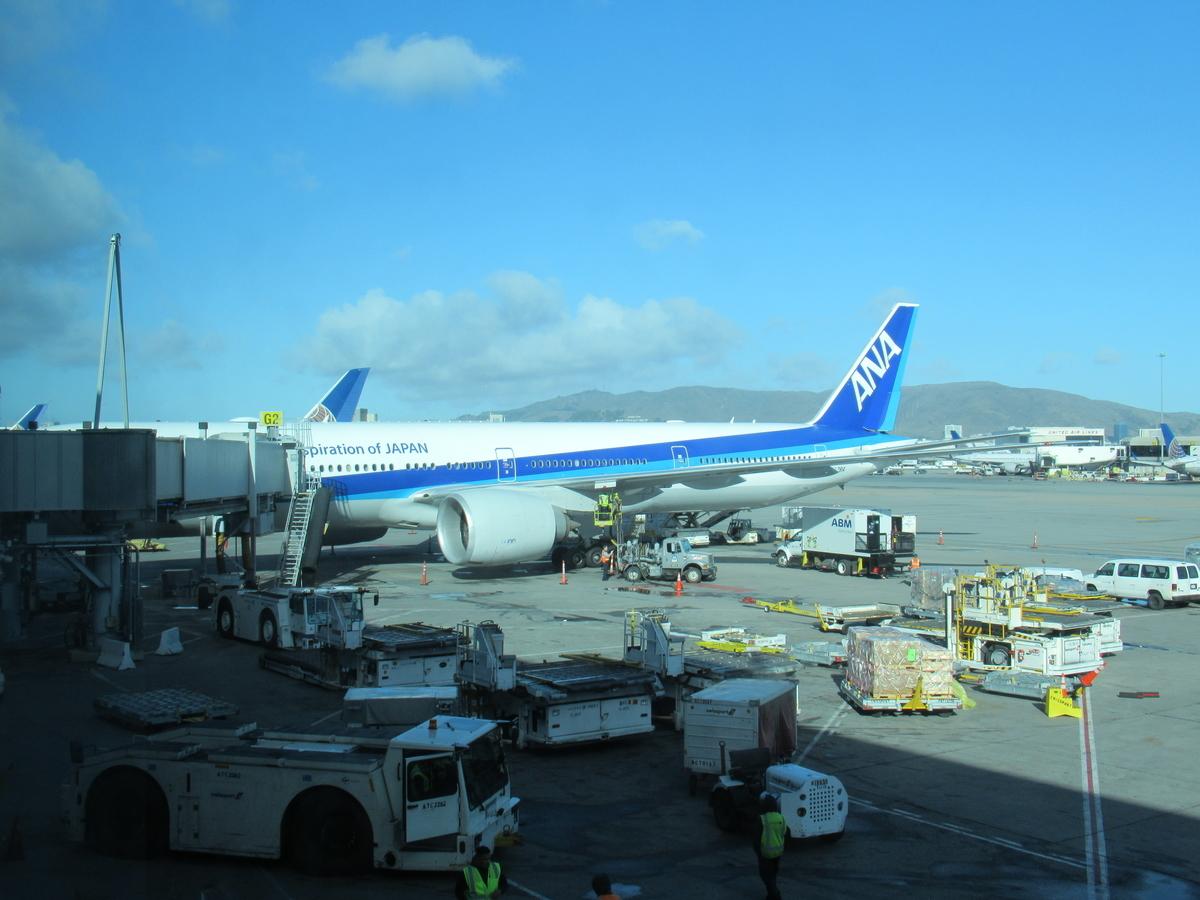搭乗機, B777-300ER
