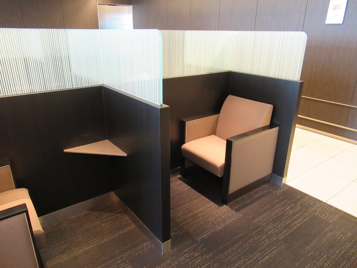 一人掛け座席