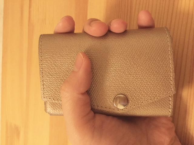 65c3a2b3359e 小さい財布 abrAsus」を使ってみたら快適だった!☆女性ミニマリスト必見 ...