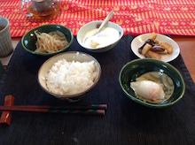 haru-hanaの減塩健康レシピ-朝ごはん