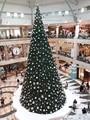 モールの大クリスマスツリー