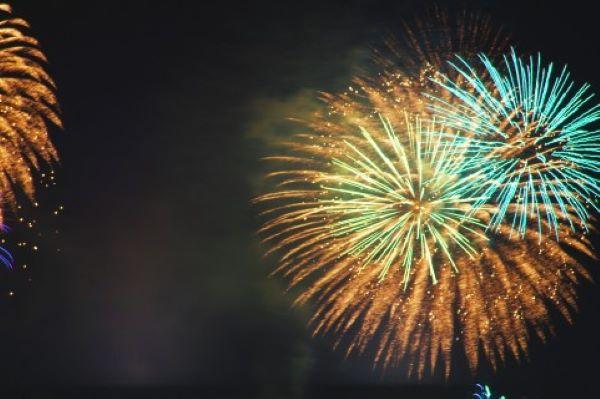 別府火の海祭りの花火の概要