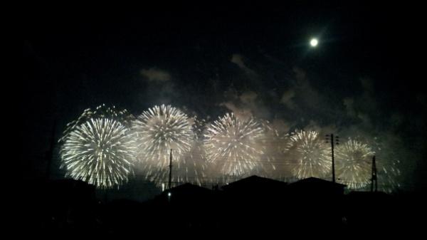 志高湖夏祭りの花火穴場スポット☆どこで見るとキレイ?