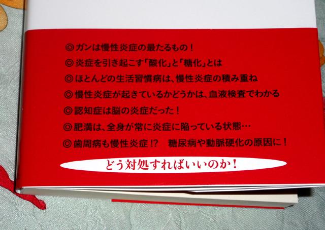 熊沢義雄『「慢性炎症」を抑えなさい』