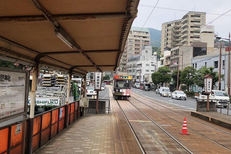 長崎電気軌道 路面電車