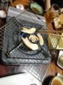 釜石・焼き松茸