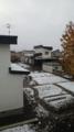 旭川・雪景色