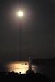 釜石・皆既月食・釜石大観音