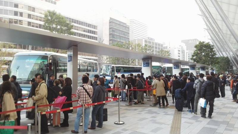JR東京駅八重洲南口
