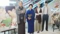 広島空港・マッサン看板
