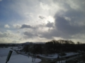 東北新幹線・郡山付近