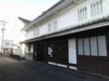 臼杵・映画「なごり雪」の水田家