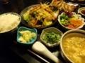 肉野菜炒め・キクラゲ入り