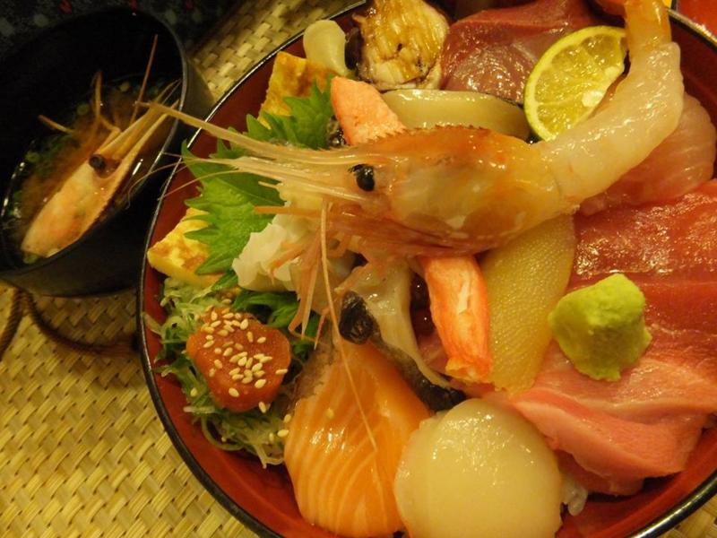大間・海鮮丼