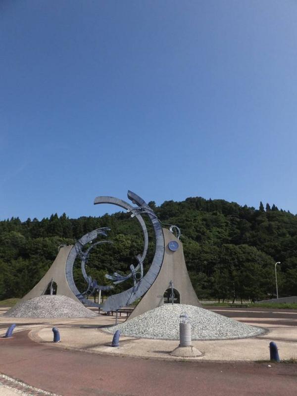 脇野沢港フェリーターミナル