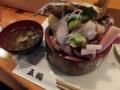 五反田・五輪・海鮮丼大盛