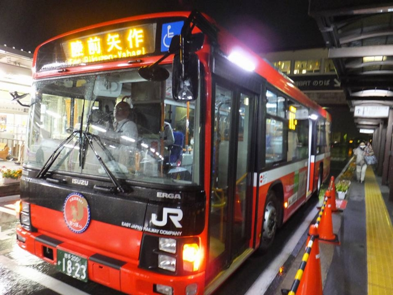BRT・JR大船渡線