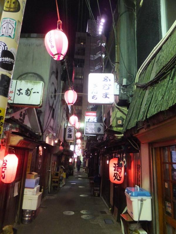 渋谷・のんべい横丁