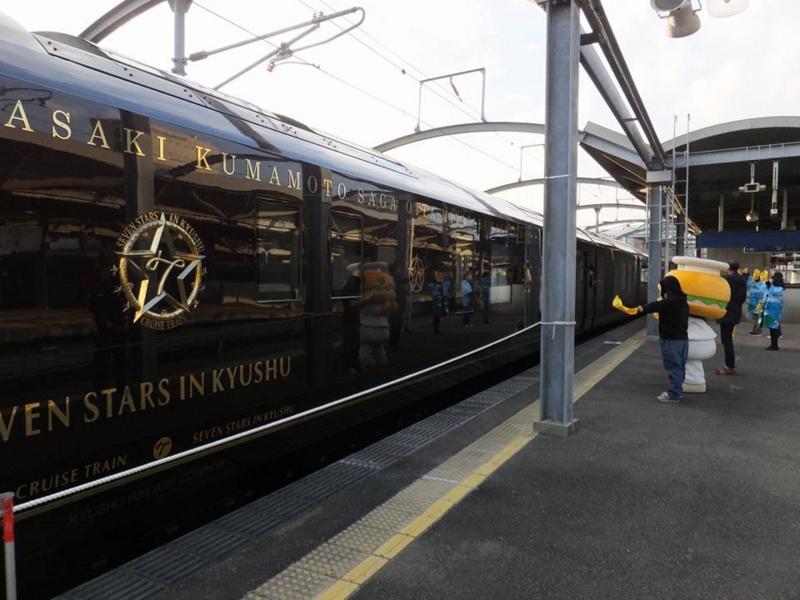 JR九州・リゾート列車ななつ星
